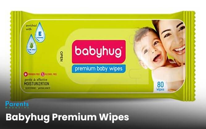 Babyhug Premium Wipes