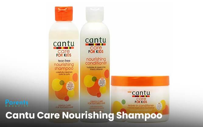 Cantu Care Nourishing Shampoo