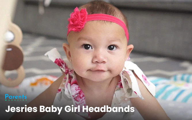 Jesries Baby Girl Headbands