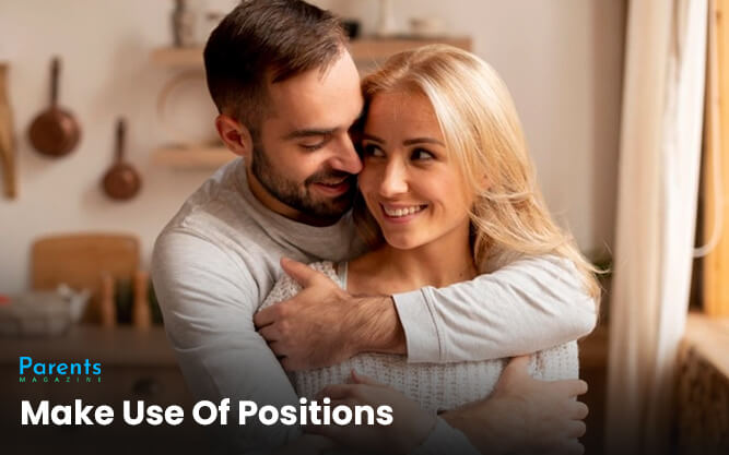 Make Use Of Positions