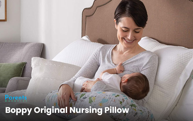 Boppy Original Nursing Pillow