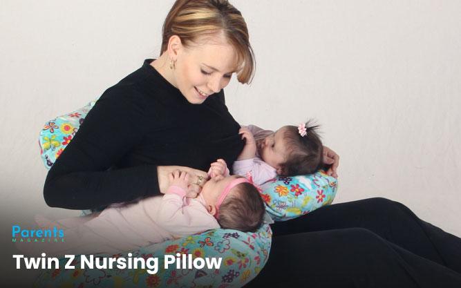 Twin Z Nursing Pillow