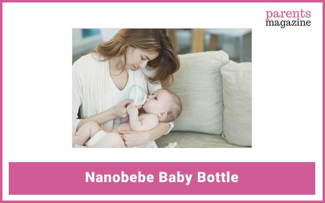 Nanobebe Baby Bottle